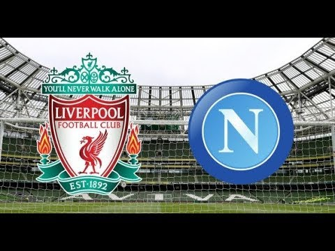 Liverpool Vs Napoli (LIVE)