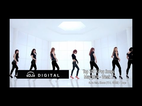 KPOP - Here's my top 100 K-Pop Songs chart for May 2014 Week 2 (week ending May 17, 2014). Based on my personal preferences with some influence from the weekly musi...