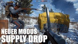 Battlefield 1: So funktioniert der neue Modus Supply Drop