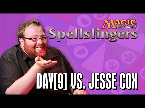 Cox - Welcome to Spellslingers, a new show based on the phenomenally popular card game, Magic: The Gathering. Presented by Sean Plott of Day9TV, prepare to experie...