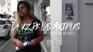 La voz de las mujeres - Capitulo 1 - Violencia de género.