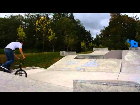 found a new skatepark