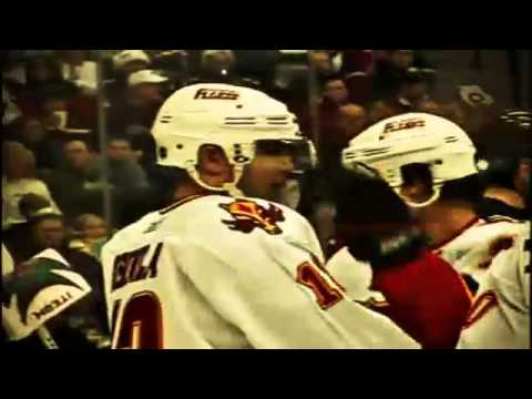 mokyboy11 - A look at Jarome Iginla's time in Calgary as a member of the Flames.