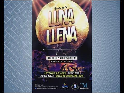 La Delegación de Turismo de Manilva ultima los detalles de la Fiesta de la luna llena
