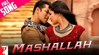 Video Mashallah - Full Song | Ek Tha Tiger | Salman Khan | Katrina Kaif | Wajid | Shreya Ghoshal MP3, 3GP, MP4, WEBM, AVI, FLV April 2018