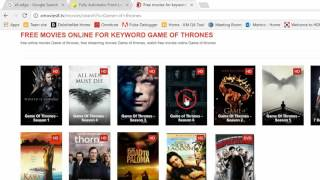 Download and watch games of thrones free Site link: xmovies8.tv Please subscribe and hit the like button for all free stuff:)