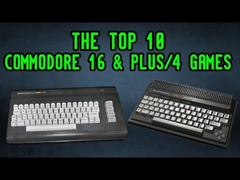 Top 10 Commodore 16 and Plus/4 Games