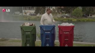 LG Front Load Washer with AI Direct Drive - Intelligent Fabric Care