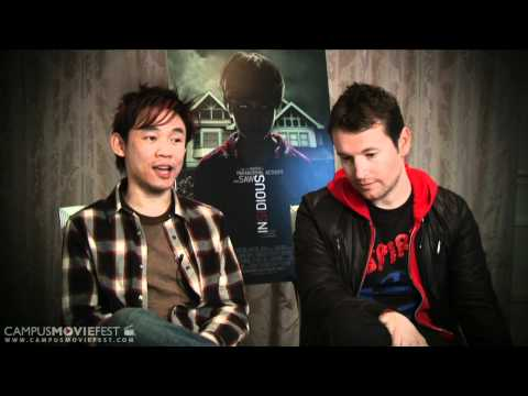 James Wan & Leigh Whannell title=