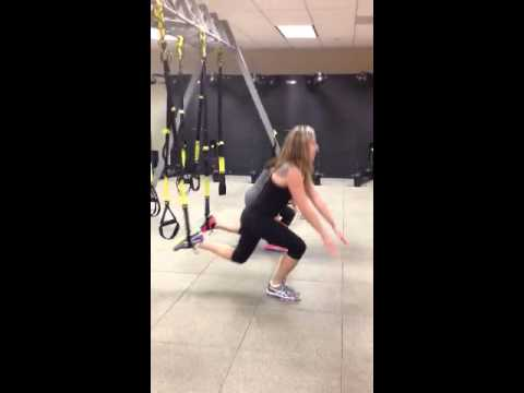 ClubSport-TRX Progression Workout