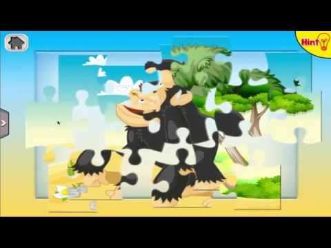 Video of Preschool Puzzles: Animals