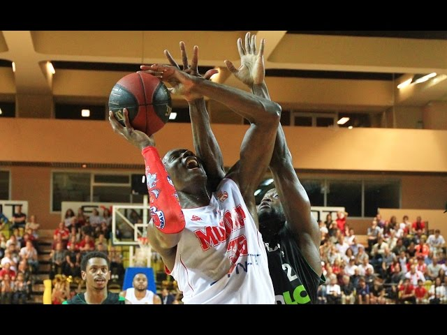 PLAYOFFS — Monaco 67 - 73 ASVEL — 1/2 finale, match 1 — Highlights