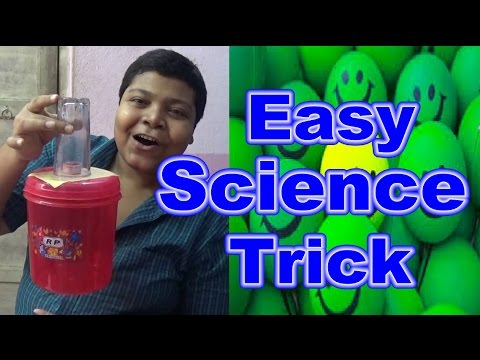 Download Easy Science Trick - Amazing science Experiments || Srijan Show HD Mp4 3GP Video and MP3