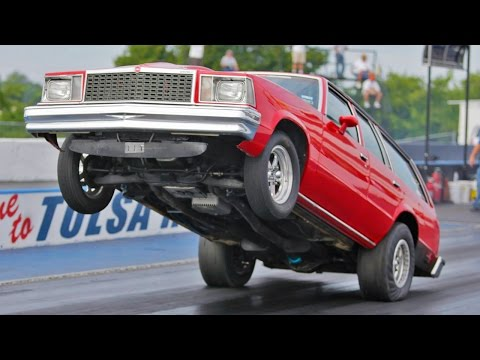 drag - After a 4 days of racing it's come down to the final day of 2014 HOT ROD Drag Week LIVE from Tulsa, OK. Catch the entire week of programming on the Motor Trend channel (http://www.youtube.com/mot...