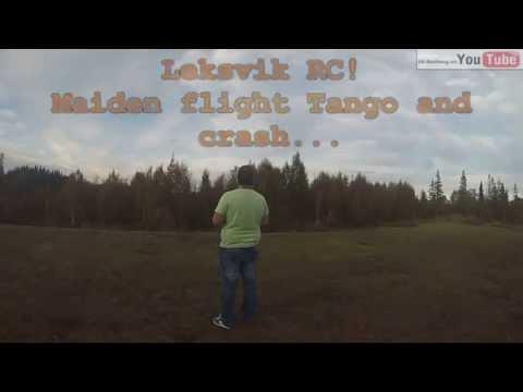 Video Maiden Tango (Aviomodelli) and crash. Leksvik Rc. HD 720p download in MP3, 3GP, MP4, WEBM, AVI, FLV January 2017