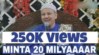 Video Minta sama Allah 20M (Milyar) ?   Habib Novel Alaydrus terbaru MP3, 3GP, MP4, WEBM, AVI, FLV September 2018
