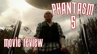 Phantasm 5 Ravager (2016) movie review