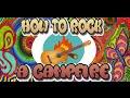 Howtorockacampfire Channel Intro