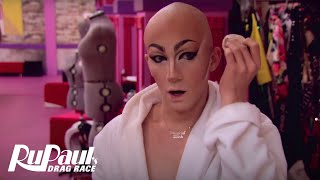 'Dick in My Mouth' Song, Come Thru Pit Crew BONUS Clip | RuPaul's Drag Race Season 9 | VH1