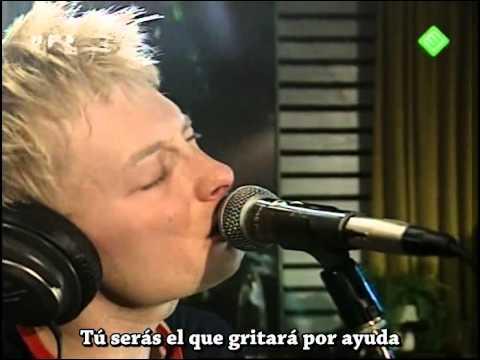 High and Dry - Radiohead (Live Studio Session) (Subtitulada)