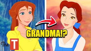 Video 10 Disney Movie Characters Who Are Related You Never Knew About MP3, 3GP, MP4, WEBM, AVI, FLV Juni 2019