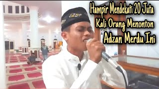 Video Adzan termerdu di indonesia MP3, 3GP, MP4, WEBM, AVI, FLV Desember 2018