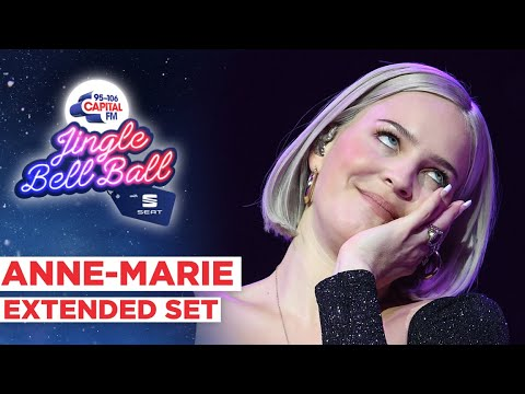 Anne-Marie - Extended Set (Live at Capital's Jingle Bell Ball 2019) | Capital