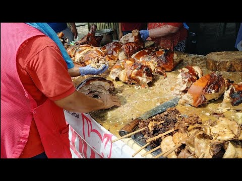The Best Lechon | Lechon Talisay | Basketball Travels23 | Travels23