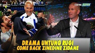 """Video """"ZIDANE COMEBACK"""" Siapa Untung Siapa Rugi Akibat Kepulangan Zidane ? MP3, 3GP, MP4, WEBM, AVI, FLV Maret 2019"""