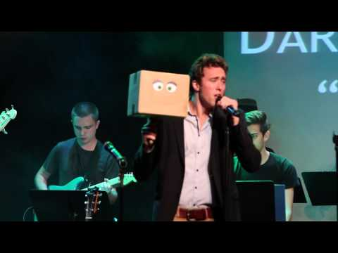 "Darren Bluestone ""Dick in a Box"" at Broadway Sings Justin Timberlake"