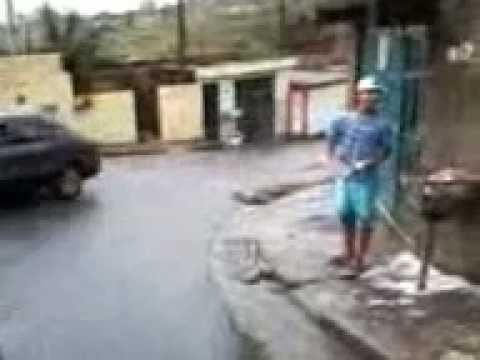 Chuva de granizo em Jd. Carolina Itaquá-SP