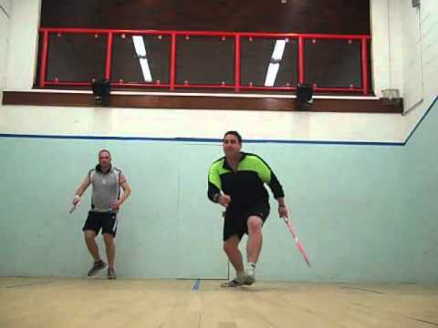 Squash for beginners…