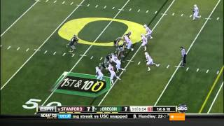 Shayne Skov vs Oregon (2012)