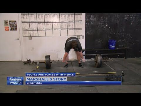 People and Places with Pierce: Marshall's story