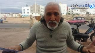 بالفيديو: متقاعد من أكادير يهدد بالانتحار ان لم تتم تسوية وضعيته