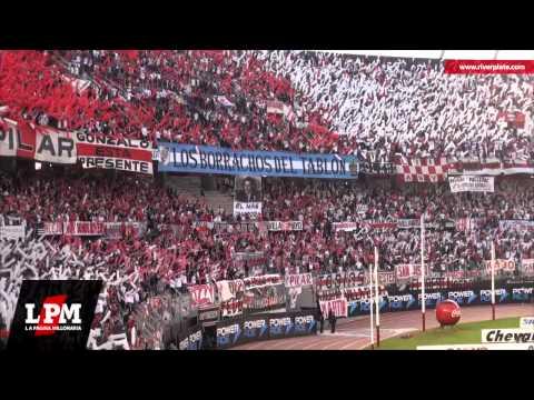 Video - Para ser campeón, hoy hay que ganar - River vs. Racing - Torneo Final 2014 - Los Borrachos del Tablón - River Plate - Argentina