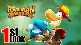 All I can say... I love Rayman Adventures ! Going to be streaming this game soon! ► Do you want some cool gaming glasses? check NoScope here: http://bit.ly/h...
