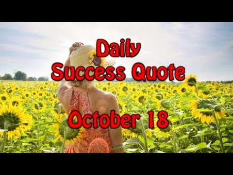 Success quotes - Daily Success Quote October 18  Motivational Quotes for Success in Life by Waldo Emerson