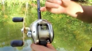 Video Baitcaster How To: Trick For Clearing Backlashes MP3, 3GP, MP4, WEBM, AVI, FLV Desember 2018