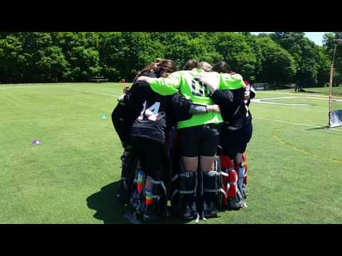 The Magic Goalies& OBO Running Man Challange...powered by Excel Field Hockey USA