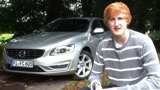 Testbericht Volvo V60 D4 [2013] - NEU Road Test -Drive // Video Review - EngineReport