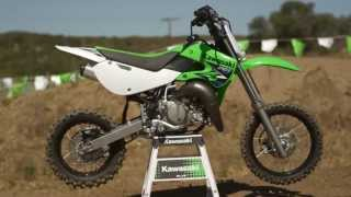 8. MY14 Kawasaki KX65 - ADJUSTABILITY