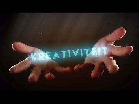 Kreativitéit an denger Hand