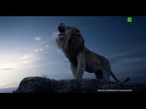 El Rey León - Tráiler Oficial en V.O. subtitulado en español?>