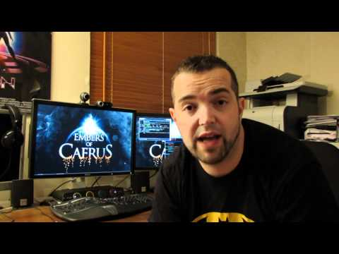 Embers of Caerus — Developer Diary — Siege Warfare (Part One)