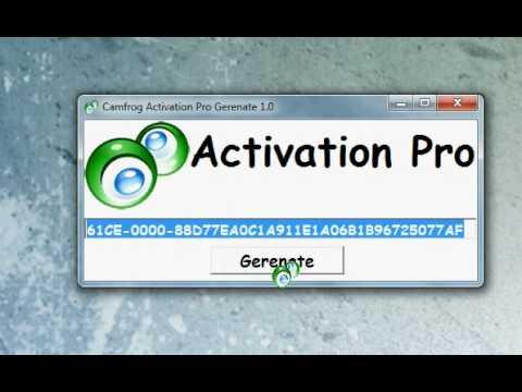 Camfrog Activation Pro