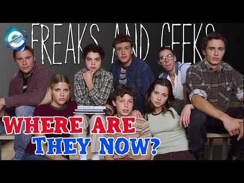 Where are the cast of Freaks and Geeks now?   James Franco, Seth Rogen and more