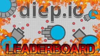 DIEP.IO LEADERBOARD CHALLENGE! | Diep.io | Amy Lee33