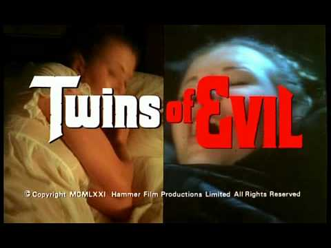 Twins Of Evil (trailer) 1971