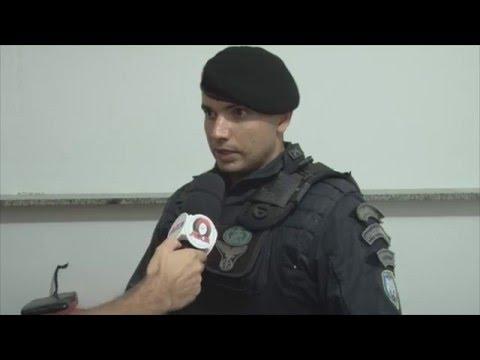 02022016 Apreensão armas, drogas em Ibitirama